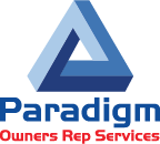 Paradigm of Idaho Owners rep Services logo