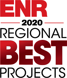 ENR 2020 Regional Best Projects award logo