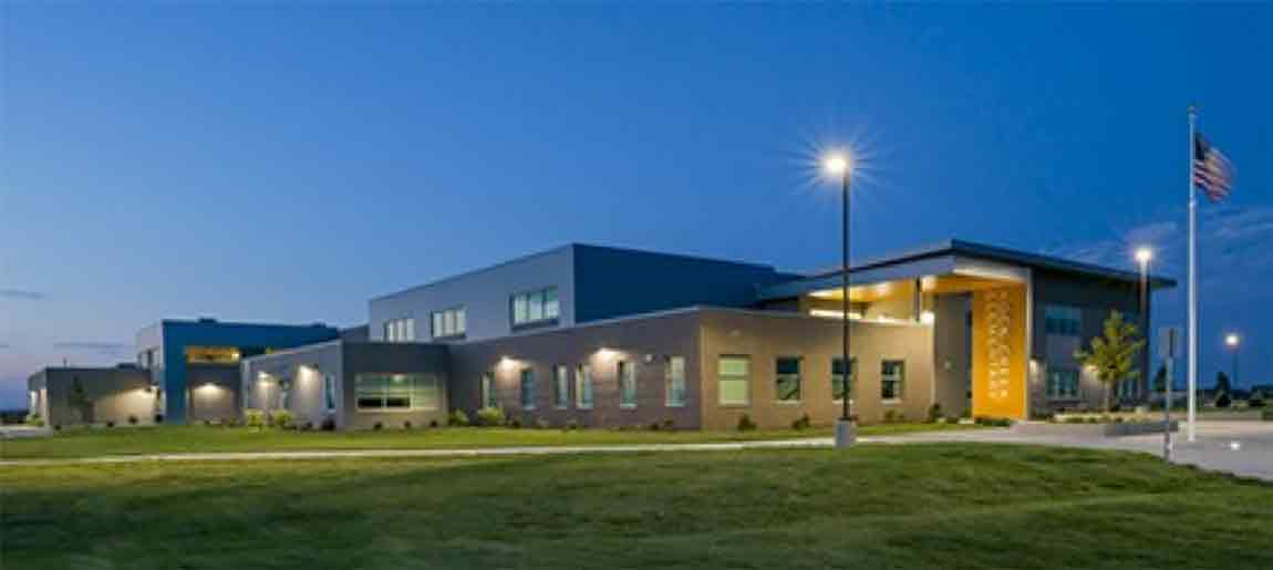 Paradigm Of Idaho, Inc. Project Managed Rock Creek Elementary School in Twin Falls, Idaho